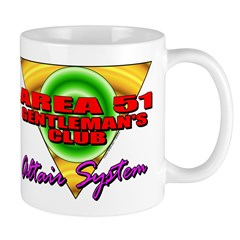 Club Area 51 Altair System Mug
