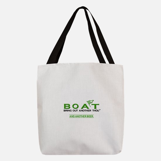 BOAT. Bring Out Another Thousan Polyester Tote Bag