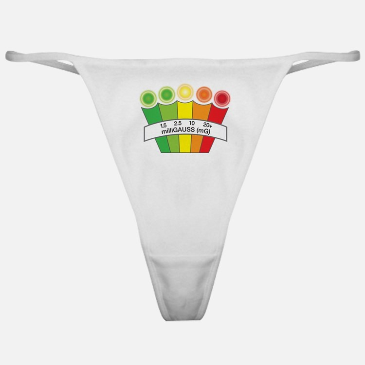 Cute Ghost hunters Classic Thong