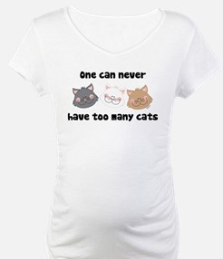 Never Too Many Cats Shirt