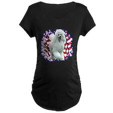 Poodle Patriotic T-Shirt