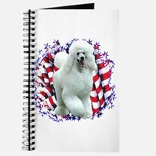Poodle Patriotic Journal