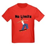 Skateboarders Kids Dark T-Shirt