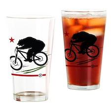oSo Braaap Drinking Glass