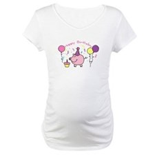 Girl Happy Birthday Shirt
