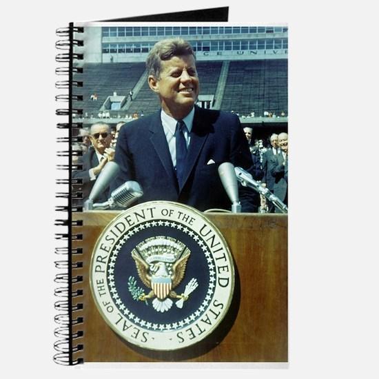 President John F. Kennedy Journal