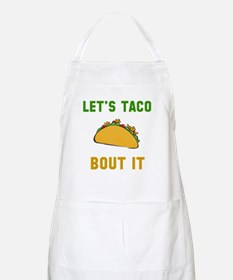 Let's taco bout it Apron