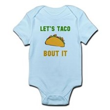 Let's taco bout it Body Suit
