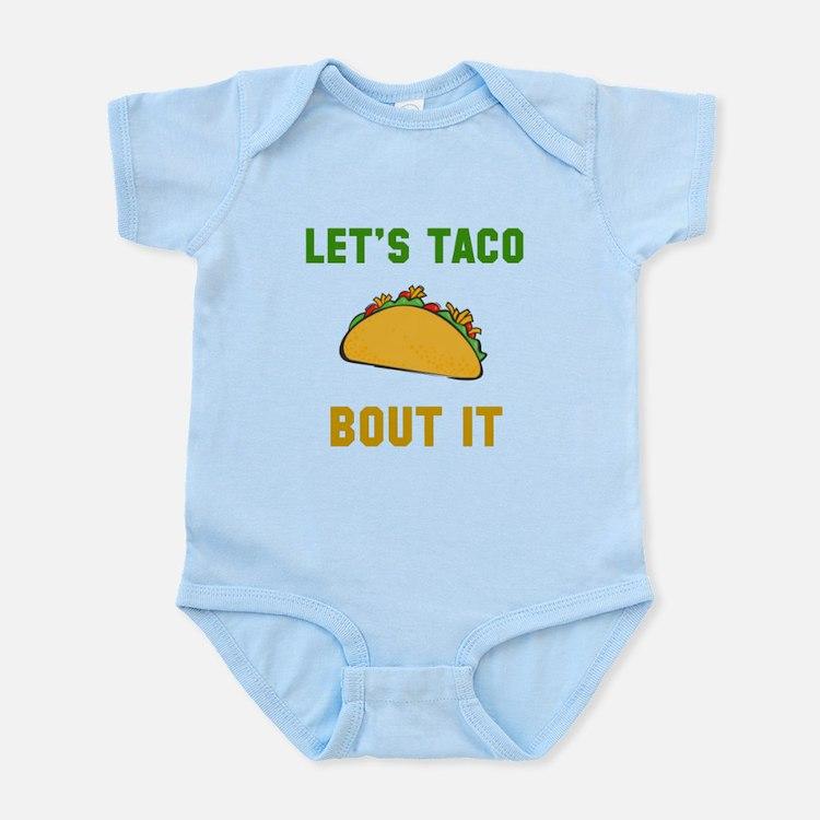 Let's taco bout it Body Suit