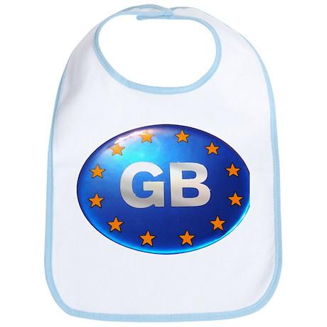Great Britan GB Bib