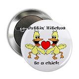 Lesbian bachelorette Buttons