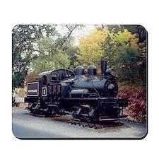 Sonora, CA - Historic Train Mousepad