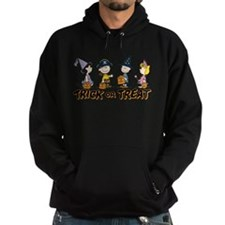 The Peanuts Gang: Trick or Treat Hoodie