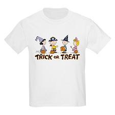 Peanuts Gang: Trick Or Trea T-Shirt