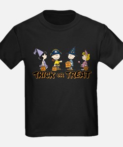 The Peanuts Gang: Trick or Treat T