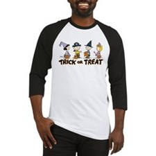 The Peanuts Gang: Trick or Treat Baseball Jersey