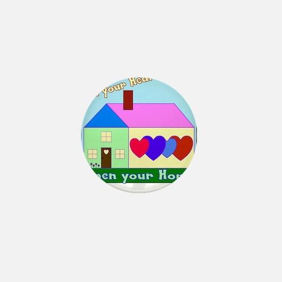 Funny Foster children Mini Button
