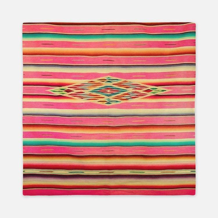 Serape Bedding Serape Duvet Covers Pillow Cases More