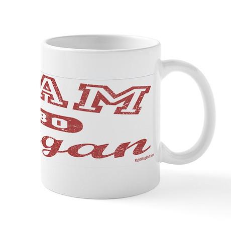 TEAM Reagan Mug