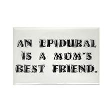 Epidural Dad T-shirts & Gifts Rectangle Magnet