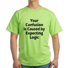 Unique Funny confused T-Shirt