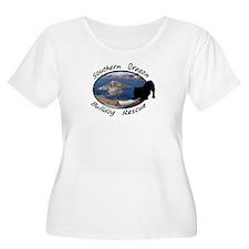 SOBR Logo Plus Size T-Shirt