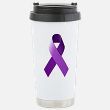 Cute Support cystic fibrosis lupus pancreatic cancer Travel Mug