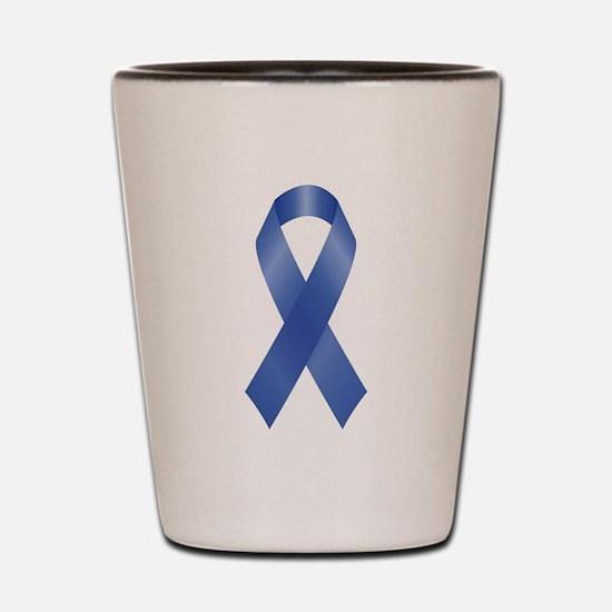 Cute Colon cancer Shot Glass