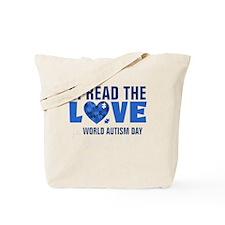 Spread the Love Tote Bag