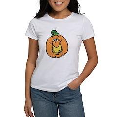 Silly Happy Pumpkin Tee