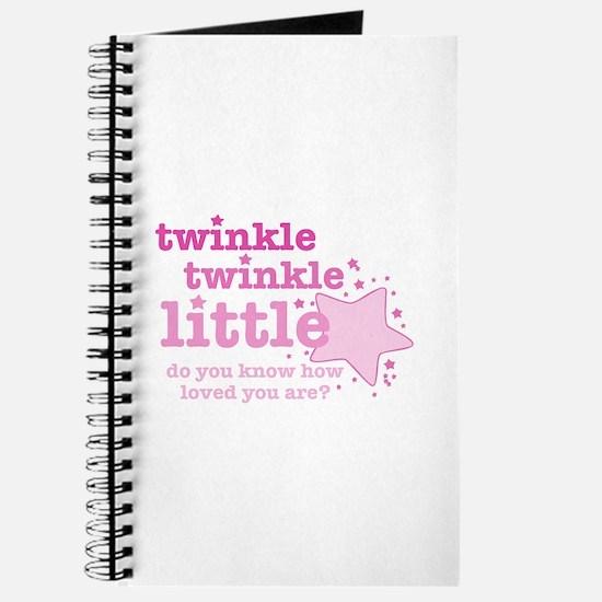 Twinkle Twinkle Pink Journal