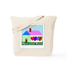 Unique Foster care Tote Bag