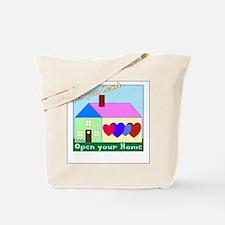 Foster children Tote Bag