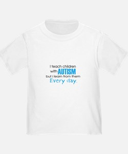 Autism Learn T-Shirt
