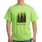 Dodge City Marshals Green T-Shirt