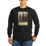 Dodge City Marshals Long Sleeve Dark T-Shirt