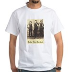 Dodge City Marshals White T-Shirt