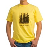 Dodge City Marshals Yellow T-Shirt
