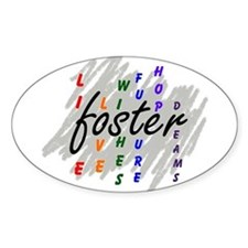 foster... Decal