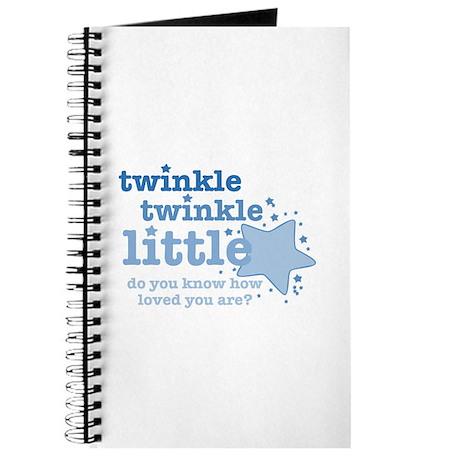 Twinkle Twinkle Blue Journal