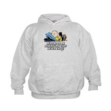 Charlie Brown Reading Adventure Hoodie