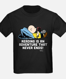 Charlie Brown Reading Adventure T