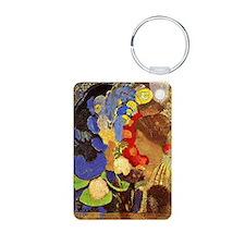 Odilon Redon - Woman Among Keychains