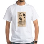 Wyatt Earp White T-Shirt