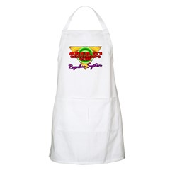 Club Area 51 Regulus System BBQ Apron