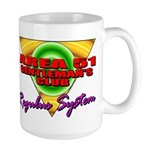 Club Area 51 Regulus System Large Mug