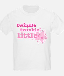 Twinkle Star Pink T-Shirt