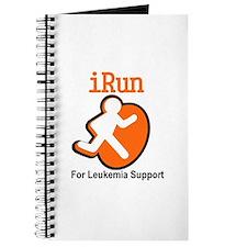 I Run Leukemia Support Journal