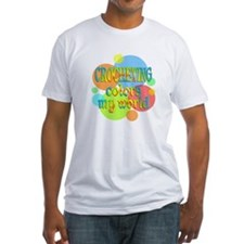 Crocheting Colors My World Shirt