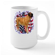 Mastiff(apr) Patriot Mug